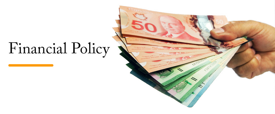 Financial Policy of NGO